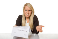 Woman who was rejected for traditional loan or credit.