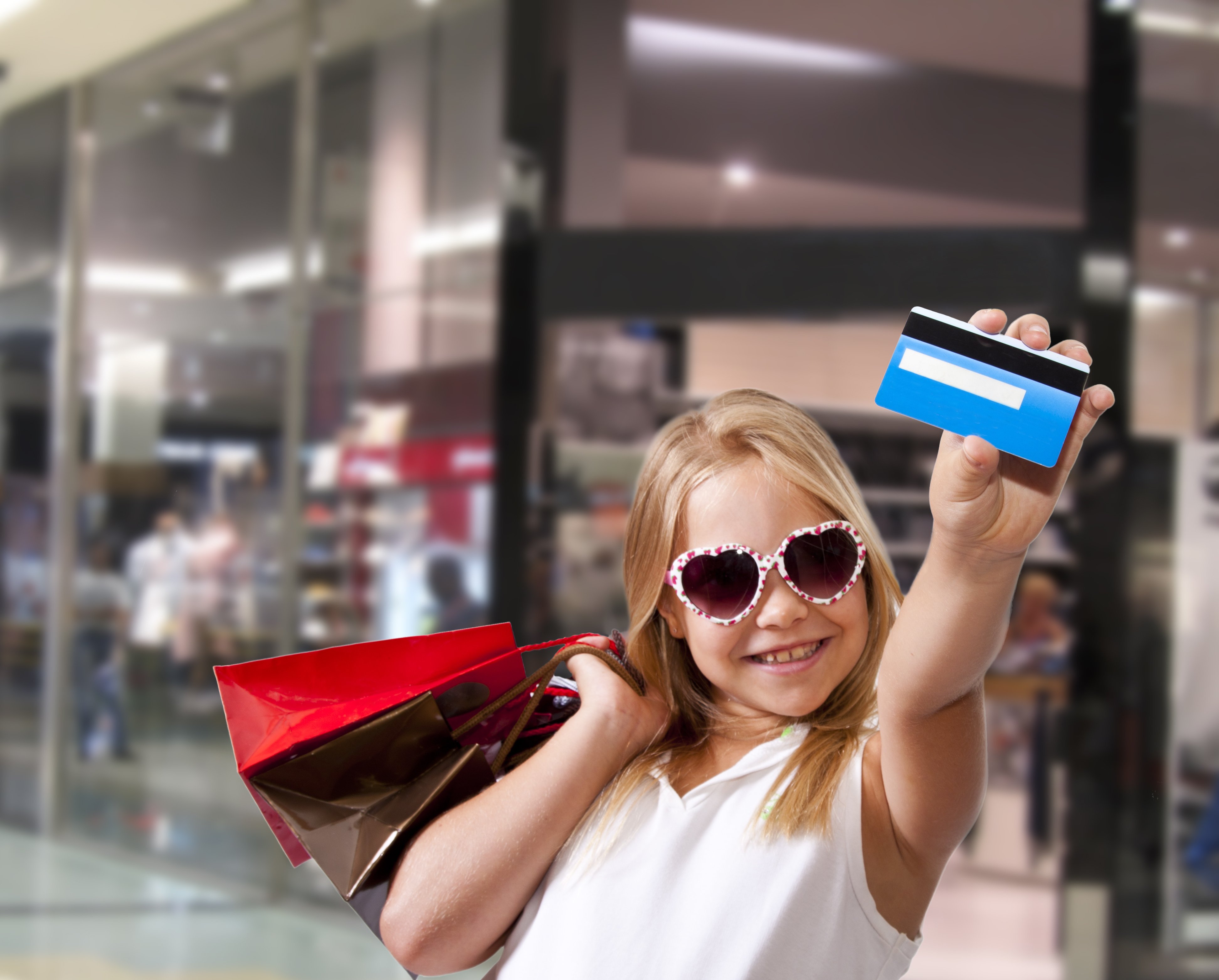 Should Your Teenager Have A Credit Card?