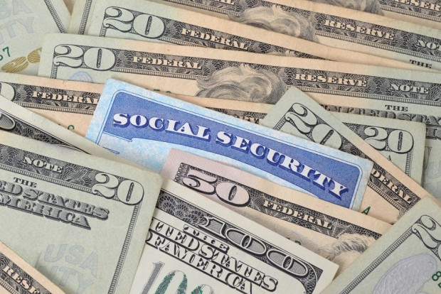 social security collecting