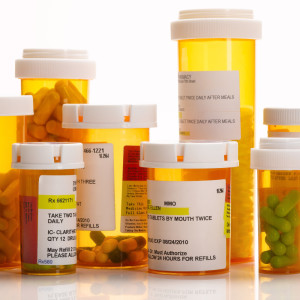 Prescription Pill Bottles