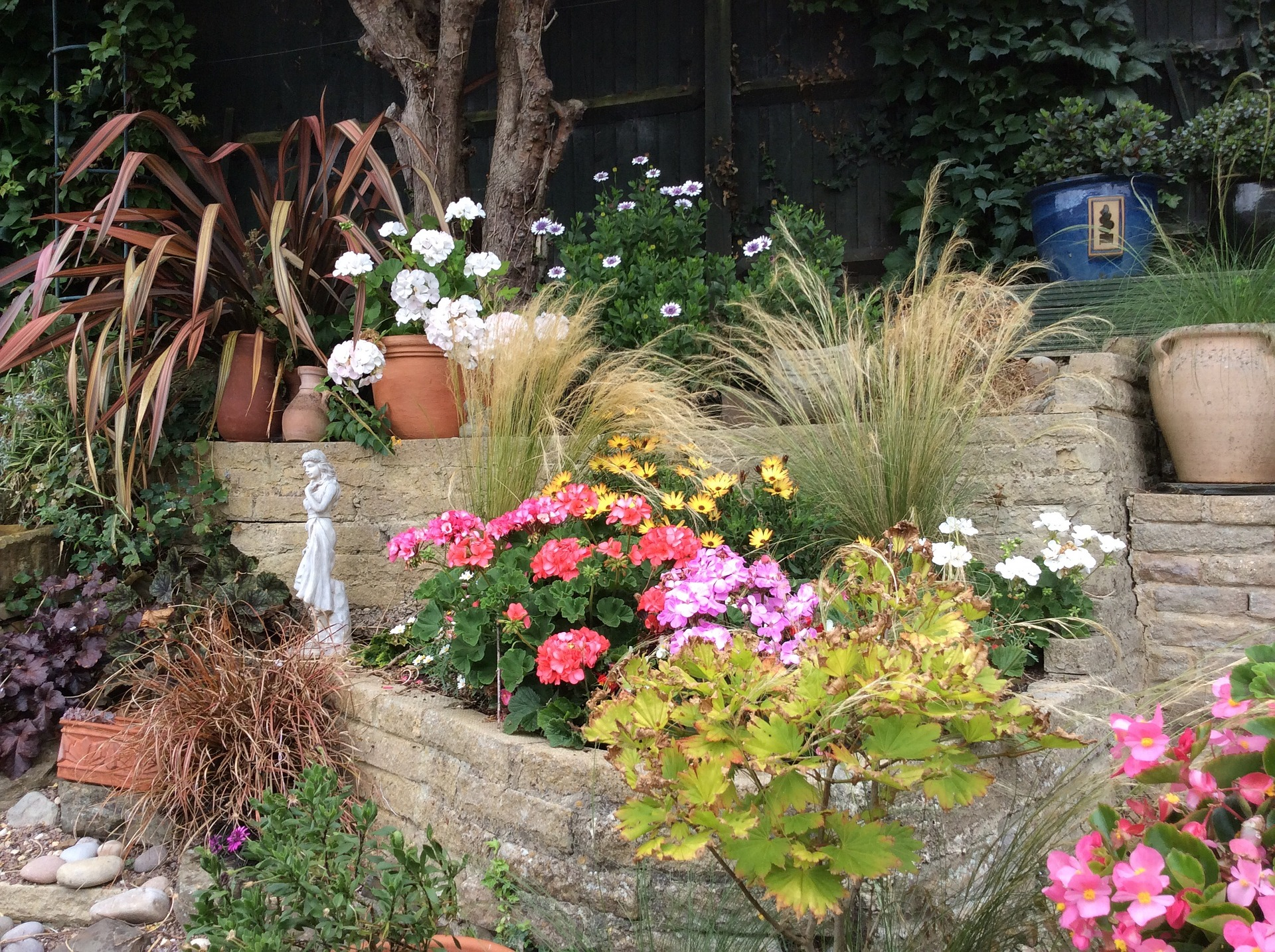 A small budget should not limit your gardening - Tips for a lovely garden ...
